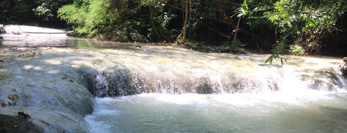 Wang Kan Lueang Waterfall is one of ลพบุรี สระบุรี.