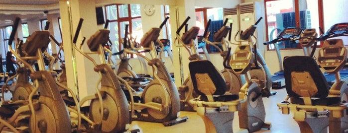 Henlife Fitness Center is one of Lieux qui ont plu à Black ⚓️ jack ☘️🌷😎🎥🙅🏻♂️🕴🏻🏃🏻👞🎩☂️👖.
