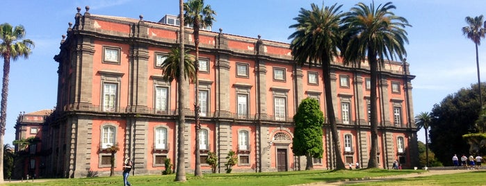 Museo di Capodimonte is one of Locais salvos de Rafael.