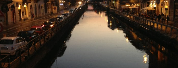 Naviglio Grande is one of Best places of Greater Milan.