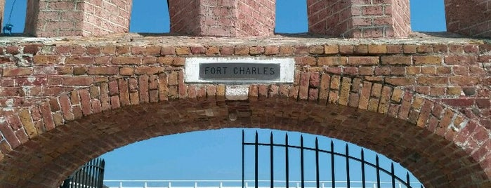 Fort Charles is one of Jamaica Trip.