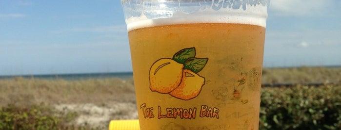 The Lemon Bar is one of Visit Jax.