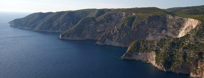 Σταυρός (Του Παπά) is one of Zakintosz.