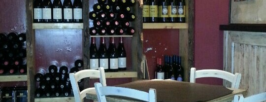 Sweet Wine Bar is one of Tempat yang Disukai Josh.