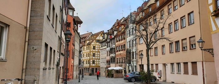 Weißgerbergasse is one of Nürnberg.