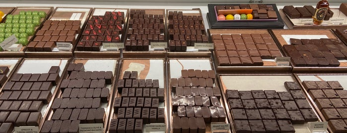 Kreuther Handcrafted Chocolate is one of Kevinさんの保存済みスポット.