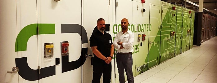 IO Phoenix Data Center and Colocation Services is one of Phoenix.