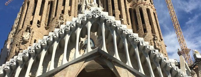 Museu Basilica de la Sagrada Familia is one of ESPAÑA🔅.