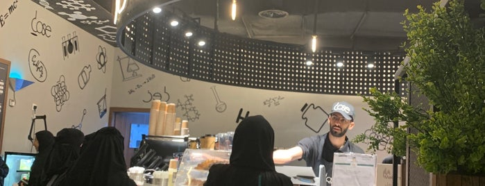 Dose Cafe is one of Riyadh Cafe.