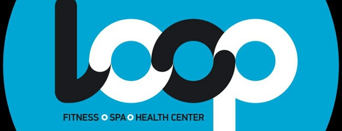 Loop Fitness Spa Health Center is one of Özgül 님이 좋아한 장소.