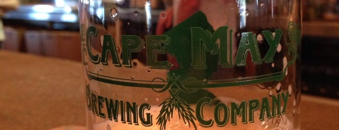 Cape May Brewing Company is one of Lieux qui ont plu à Christian.
