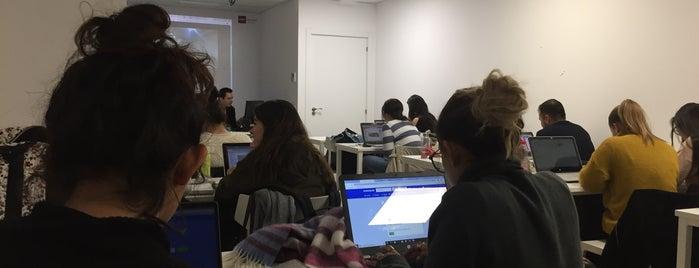 IMF Business School is one of Juan Antonioさんのお気に入りスポット.