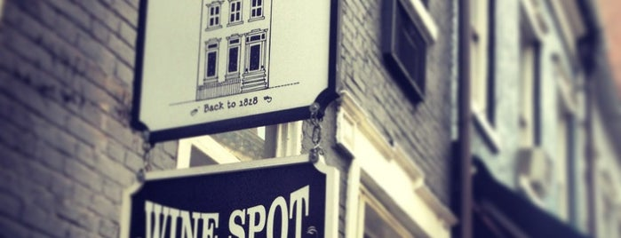 Wine Spot is one of Wine Bar.