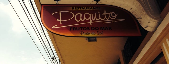 Paquito O Restaurante is one of Fabiana 님이 좋아한 장소.