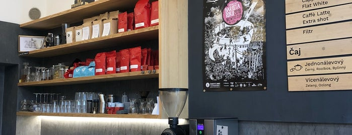 Monogram Espresso Bar is one of Want to Try.