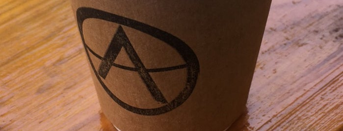 Ancap Coffee is one of Posti che sono piaciuti a Lenyla.