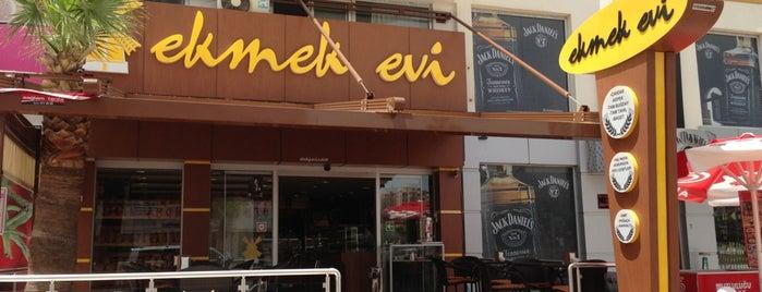 Ekmek Evi is one of Antalya.