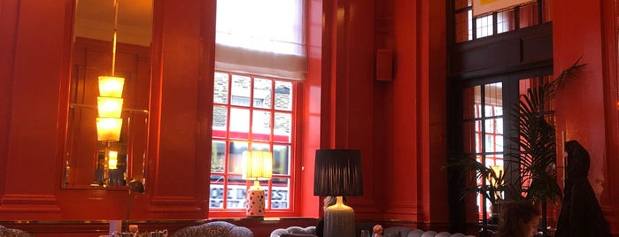 The Coral Room is one of London.