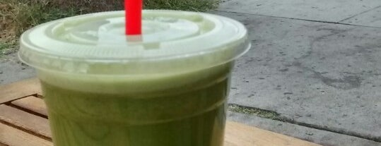 Silver Lake Juice Bar is one of Vegan LA.