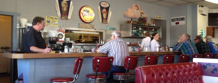 Richmaid is one of Pacific Old-timey Bars, Cafes, & Restaurants.