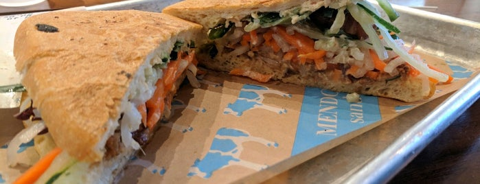 Mendocino Farms is one of LA.