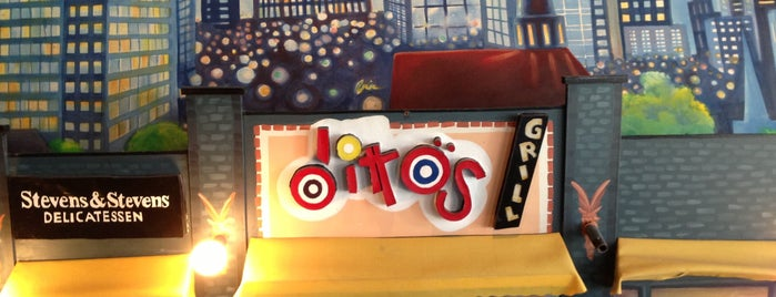 Dittos Grill is one of Louisville's Best: Food.