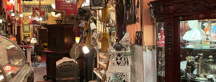 Anastacia's Antiques is one of Philly.