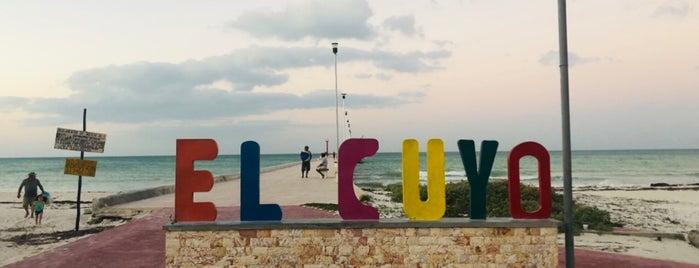 El Cuyo is one of Tempat yang Disukai Daniel.