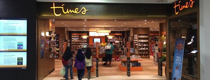 Times Bookstore is one of Orte, die IG @antskong gefallen.