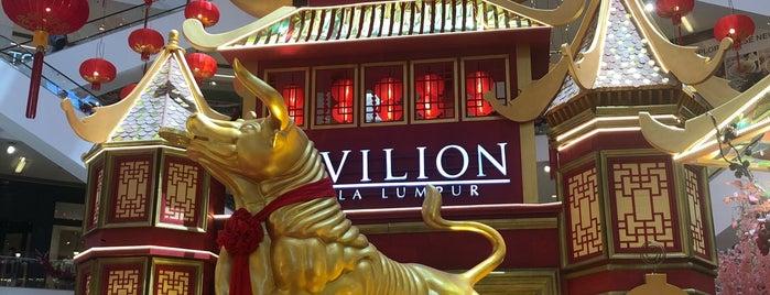 RapidKL Pavilion Kuala Lumpur-Bukit Bintang (SBK18A) MRT Station is one of 高井さんのお気に入りスポット.