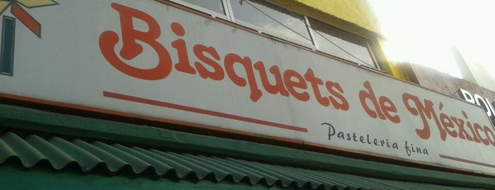 Bisquets de México is one of Lugares favoritos de Jesús Ernesto.