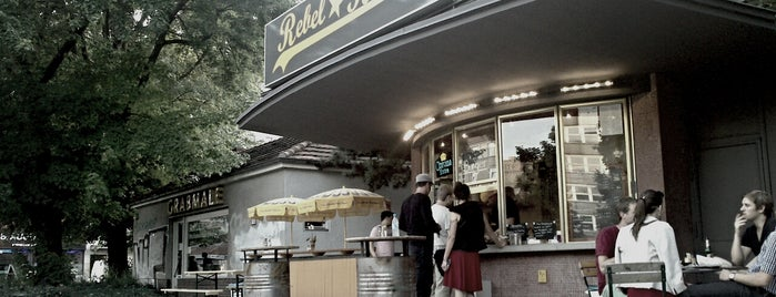 Rebel Room is one of Berlin Restaurant.