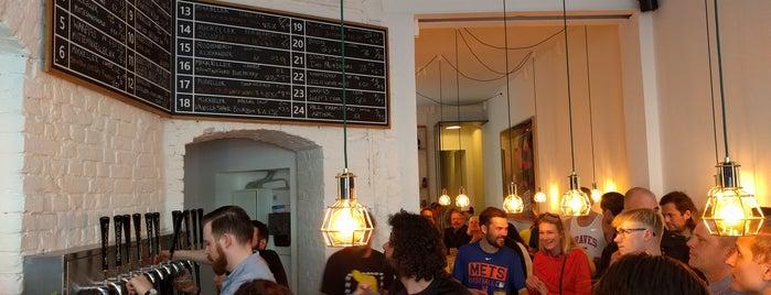 Mikkeller Bar is one of Must Do Berlin.