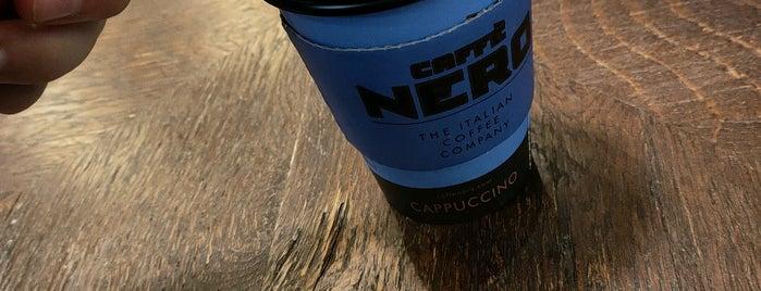 Caffè Nero is one of Kafesu.