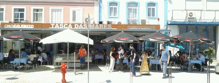 Tasca das Marés is one of Tempat yang Disukai Elaine.