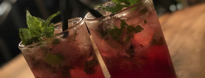 Barzon At Takoba is one of Austin Happy Hours.
