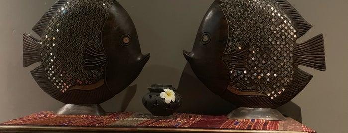 Thai Massage Odyssey is one of MAC 님이 좋아한 장소.