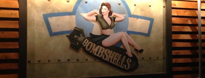Bombshells Restaurant & Bar is one of Round Rock.