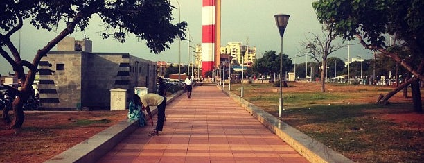 Light House is one of chennai.