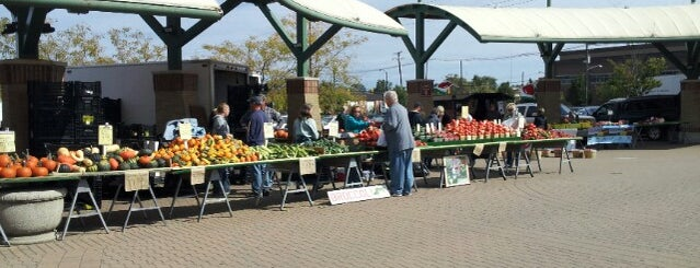 Holland Farmers Market is one of Michigan.