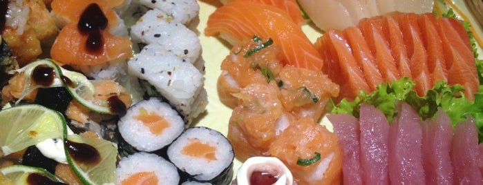 Asami Sushi is one of Fernando 님이 저장한 장소.