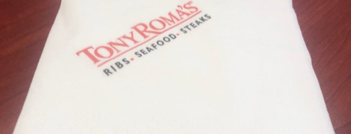 Tony Roma's Ribs, Seafood, & Steaks is one of Bahrain.