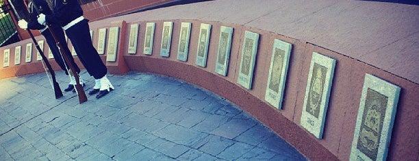 Monumento a los Caídos en Malvinas is one of Buenos Aires - WT.