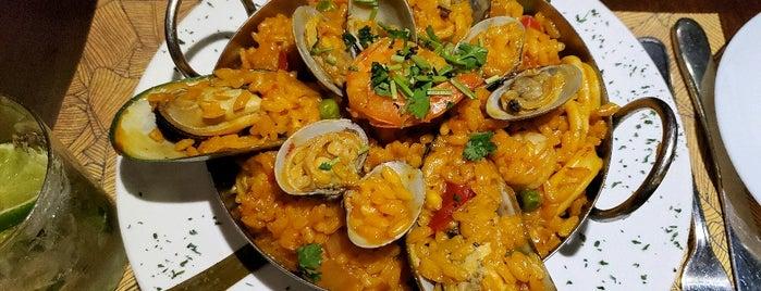 Matiz Latin Cuisine is one of Queens Foodie.