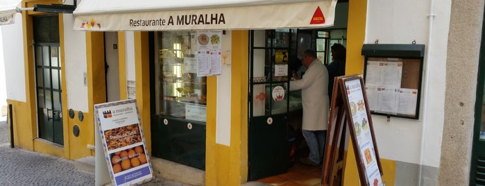 Café Restaurante Muralha is one of Gabriel : понравившиеся места.