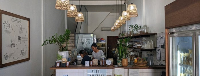 Vibe Cafe is one of Phnom Penh.