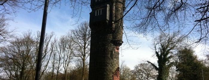 Kaiserhöhe   Nützenbergpark is one of Wuppertal et al..