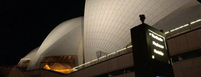 Sydney Opera House - Playhouse is one of Сергей : понравившиеся места.