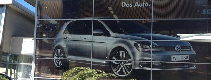 Volkswagen Aykan is one of Burakさんのお気に入りスポット.