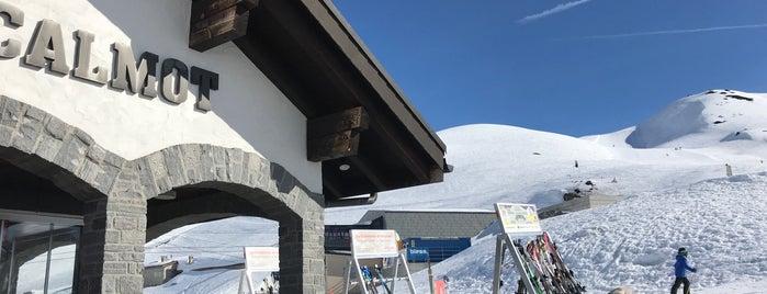 Gasthaus Piz Calmot is one of SkiArena Andermatt Sedrun.